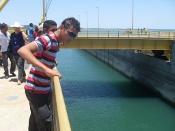 Participantes da Escola visitam Barragem de Sobradinho
