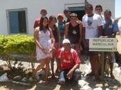 República do IRPAA recebe novos/as estudantes