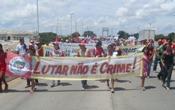 Manifestações em Juazeiro e Petrolina marcam início da Jornada de Lutas das Mulheres