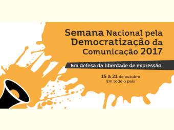FNDC promove semana para denunciar violações à liberdade de expressão