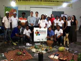 Educação Contextualizada e comercialização são destaque em encontro com agricultoras/es de Juazeiro