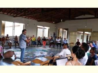Seminário pauta fortalecimento interno de grupos do projeto Bahia Produtiva