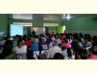 """Seminário """"Sustentabilidade e Convivência com o Semiárido é realizado em Tiquara, Campo Formoso"""