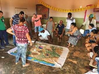 Comunidade tradicionais de Fundo de Pasto são animadas a se autoidentificarem