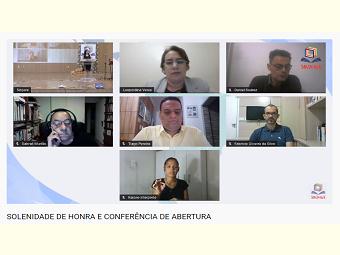 Simpósio promove atividades virtuais para discutir temas relacionados à juventude e educação