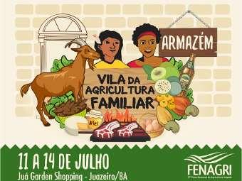 Riquezas da Agricultura Familiar da Caatinga e Cerrado serão evidenciadas na 27ª Fenagri