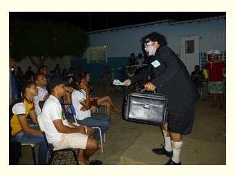 Escola de Curaçá debate ação de mineradoras nas áreas de fundo de pasto