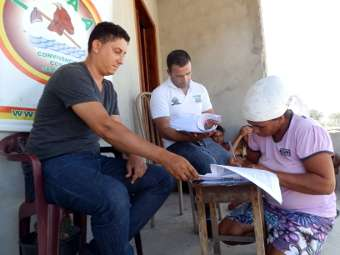 Comunidades de Campo Formoso se animam com chegada do Pró-Semiárido