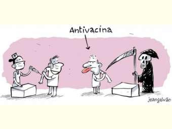 Em carta, ASA defende vacina��o p�blica gratuita contra covid-19 e manuten��o do aux�lio emergencial