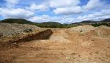 Nota T�cnica: Barreiro Trincheira e a fun��o da terra empilhada longitudinalmente