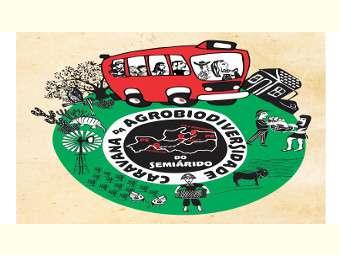 I Caravana da Agrobiodiversidade do Semiárido acontece entre 31 de julho e 05 de agosto