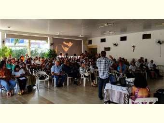 População de Itacuruba se reúne para dizer não a usina nuclear