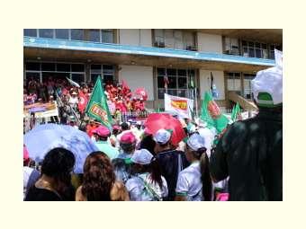 8 de março é marcado com mobilizações contra a reforma da previdência