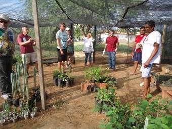 Entidade da Áustria conhece de perto ações de Convivência com o Semiárido no norte da Bahia