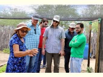 Comunidades rurais de Juazeiro recebem representantes da Missão Fida