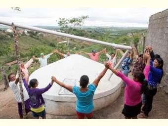 Programa Cisternas ganha prêmio como uma das políticas públicas mais relevantes no combate à desertificação