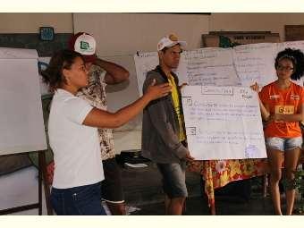 Jovens do Semiárido debatem a atual conjuntura política do Brasil durante Escola de Formação