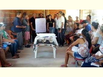 Formação sobre Associativismo na Comunidade de Caldeirão do Tibério conta com participação de estudantes da República