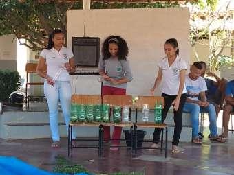 Pedagogia da alternância: ações voltadas para estudo do clima e água são desenvolvidas nas Efas