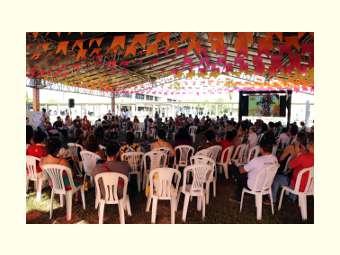 Povos de todas as regiões do Brasil reafirmam a viabilidade da agroecologia durante congresso em Sergipe