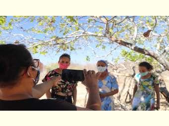 Comunidade em Juazeiro experimenta como a educomunica??o pode melhorar a vida das fam?lias